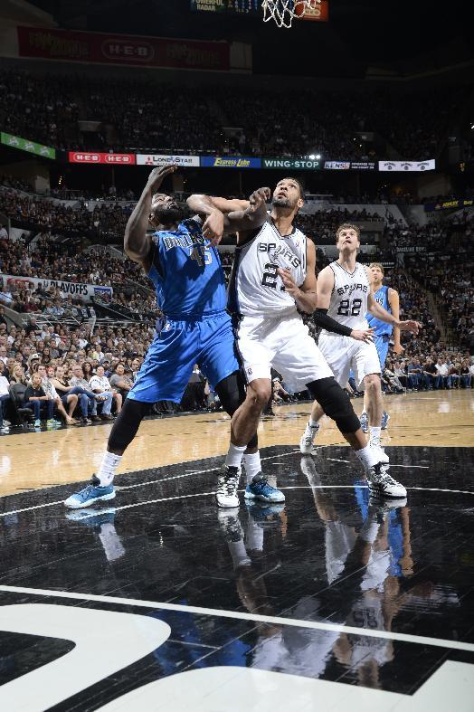Duncan, Spurs focused on beating Mavs in Game 7