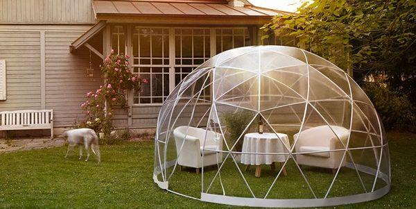 Photo credit: The Garden Igloo Company