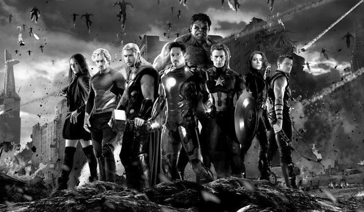 Are Marvel's movies getting a little monotone? Credit: Marvel