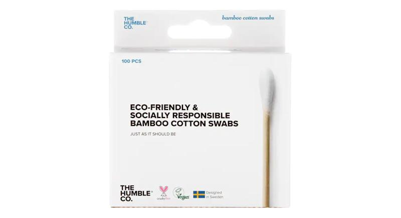 Humble Bamboo Cotton Swabs
