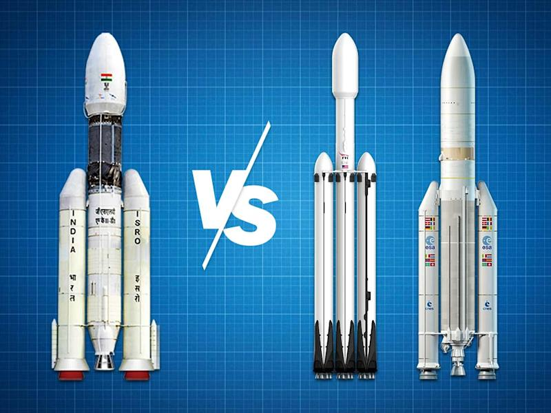 The GSLV Mk III is no heavyweight, but it is an incredibly efficient design,