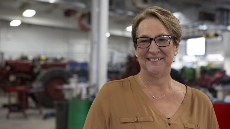 Democrat Patty Schachtner won a special election for a state Senate seat in Wisconsin on Tuesday, scoring a huge upset victory for her party in a district that President Donald Trump handily captured just over a year ago.