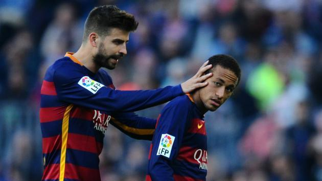 I knew Neymar would leave Barcelona - Gerard Pique