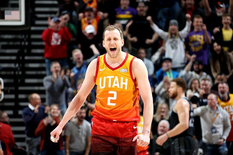 Joe Ingles not interested in Skills Challenge after petition bdfa42894