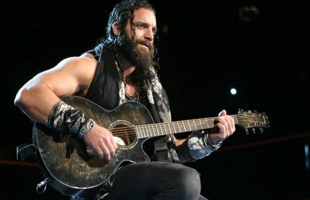 WWE's Elias Injured, Out of Tuesday's 'King of the Ring' Semifinals on 'SmackDown Live'