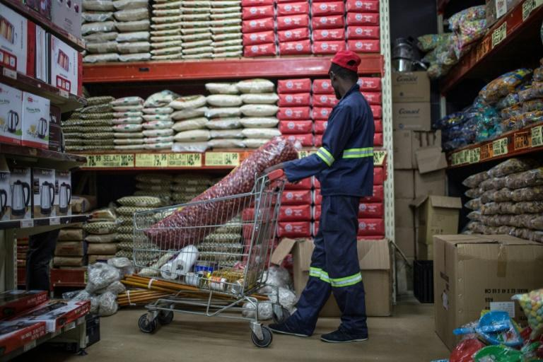 A shortage of raw materials has caused huge difficulties for the country's manufacturing sector
