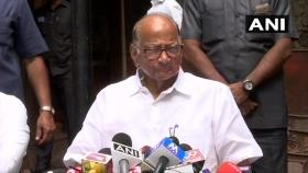Many thought I would retire, but people didn't allow it: Sharad Pawar