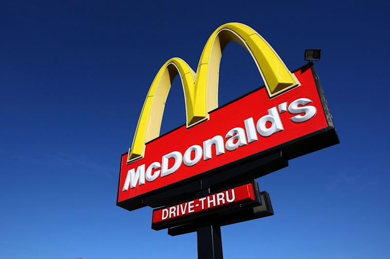 McDonald's Hit With 23 Harassment Complaints Backed by the Time's Up Movement