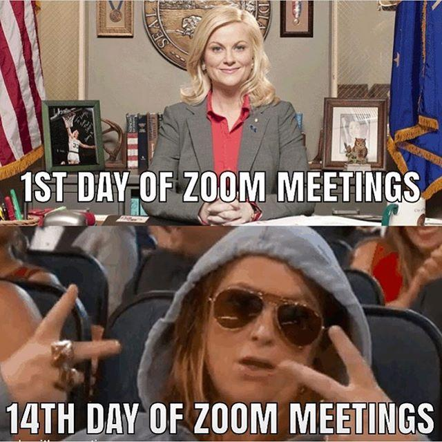 """<p>For this costume idea, have a friend dress up in work clothes to represent the first day of Zoom meetings, while you wear your comfiest sweatpants to represent day 14—or month three. </p><p><a href=""""https://www.instagram.com/p/B-PiuFQFWyU/?utm_source=ig_embed&utm_campaign=loading"""" rel=""""nofollow noopener"""" target=""""_blank"""" data-ylk=""""slk:See the original post on Instagram"""" class=""""link rapid-noclick-resp"""">See the original post on Instagram</a></p>"""