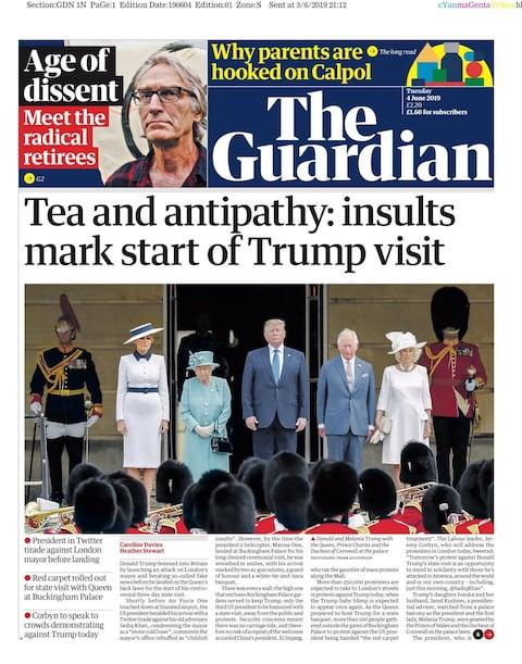 The Guardian - Credit: The Guardian