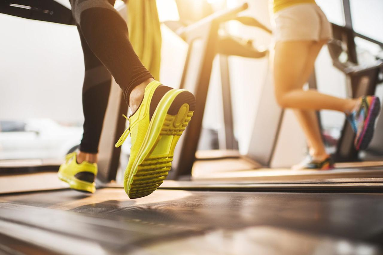 "<p>Intense exercise can actually cause water retention due to swelling during the <a rel=""nofollow"" href=""https://paleoleap.com/everything-you-need-to-know-about-water-weight"">muscle repair process</a>, Dr. Tara says. But in the long-term, exercise stimulates blood flow and helps remove  <a rel=""nofollow"" href=""https://www.cancerresearchuk.org/about-cancer/coping/physically/lymphoedema-and-cancer/treating/exercise"">lymphatic fluid buildup </a>in the extremities. So while you may notice a<a rel=""nofollow"" href=""https://www.womansday.com/health-fitness/a24182952/why-am-i-always-bloated/""> bit of bloat </a>in the day after a hardcore HIIT workout, it should simmer down after that. Or, as an alternative, you could<a rel=""nofollow"" href=""https://www.redbookmag.com/body/health-fitness/how-to/a45610/yoga-for-beginners-jessamyn-stanley/""> practice yoga</a> for a more restorative routine. </p><p></p>"
