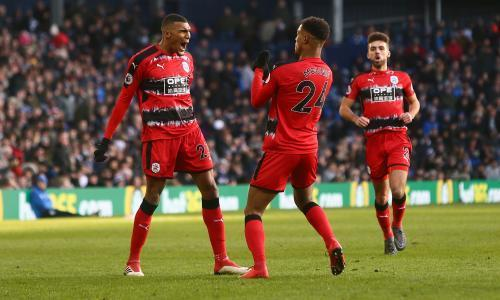 Steve Mounié and Huddersfield push Alan Pardew to brink at West Brom