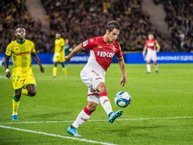 Ligue 1: Wissam Ben Yedder helps Monaco hand Nantes first home defeat of season, move to 8th spot on table