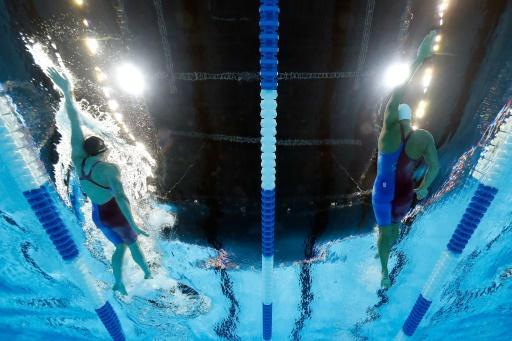 Big names in spotlight at action-packed US swimming trials