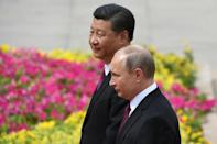 The most powerful Russian and Chinese leaders in decades, Xi and Putin have built closer ties as US President Donald Trump has labelled both countries as economic rivals that challenge US interests and values