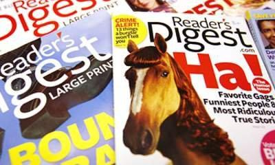'Frisky Over-50' Makeover For Reader's Digest