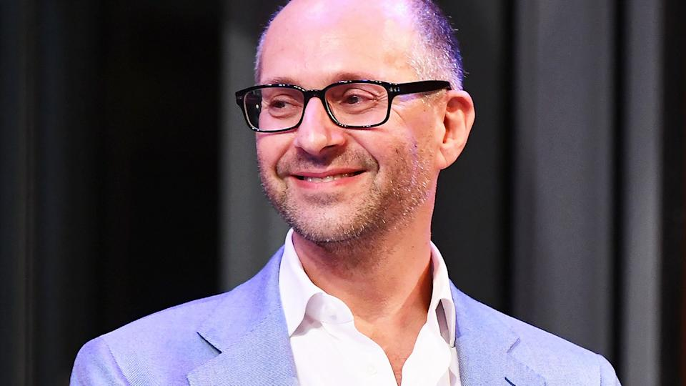 Alex Waislitz, pictured here at the 'Global Citizen - Movement Makers' summit in 2018.