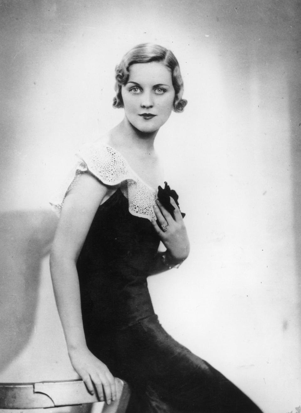 Diana MitfordGetty Images
