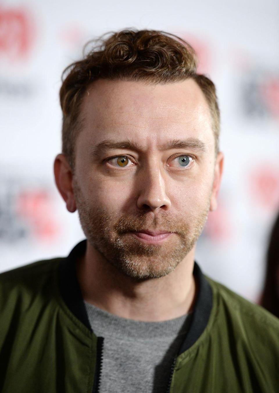 <p>Composer and singer McIlrath's eyes are strikingly different, with one blue eye and one brown.</p>