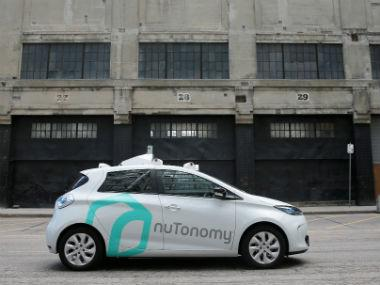NuTonomy to partner with Grab to turn a self-driving car test pilot in Singapore into a commercial service