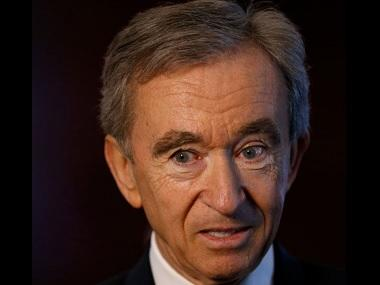 Bernard Arnault replaces Bill Gates as world's second-richest person with $39 billion gains in a year; Jeff Bezos retains top slot