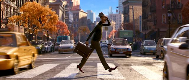 First look at Disney and Pixar's <i>Soul</i>, directed by Pete Docter. (Disney)