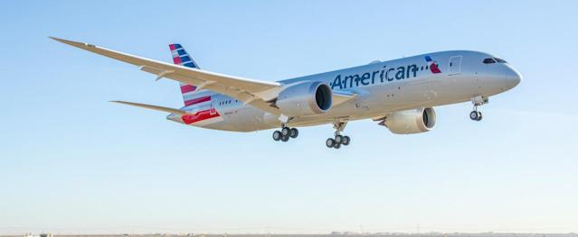 <p><strong>Traditional Carrier</strong><br> No. 3: American Airlines<br> Score: 736 out of 1,000<br> (PopSugar) </p>