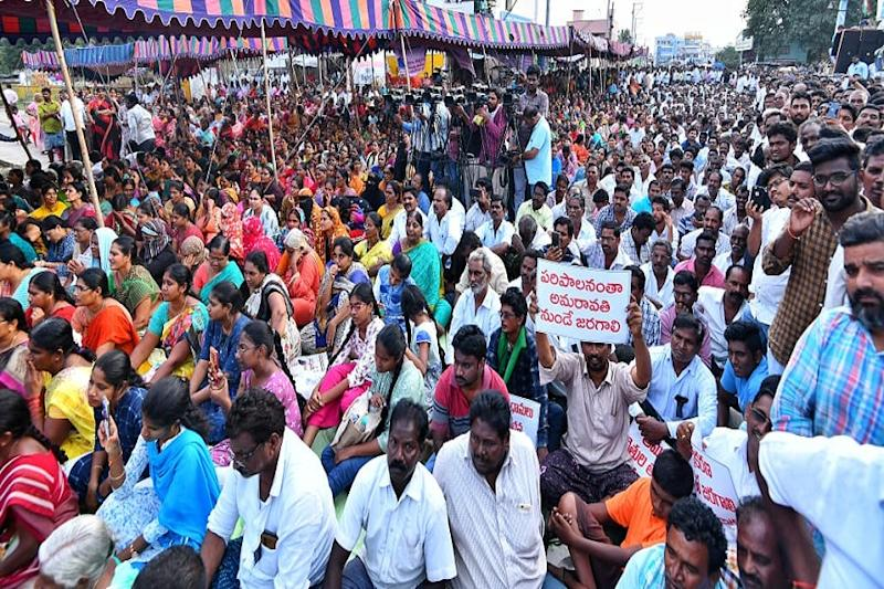 797 Farmers Without PAN Cards Own Land Worth Rs 220 Crores in Amaravati, CID Seeks I-T Help