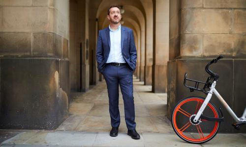 Schemes boosting cycling and working accelerate across the UK