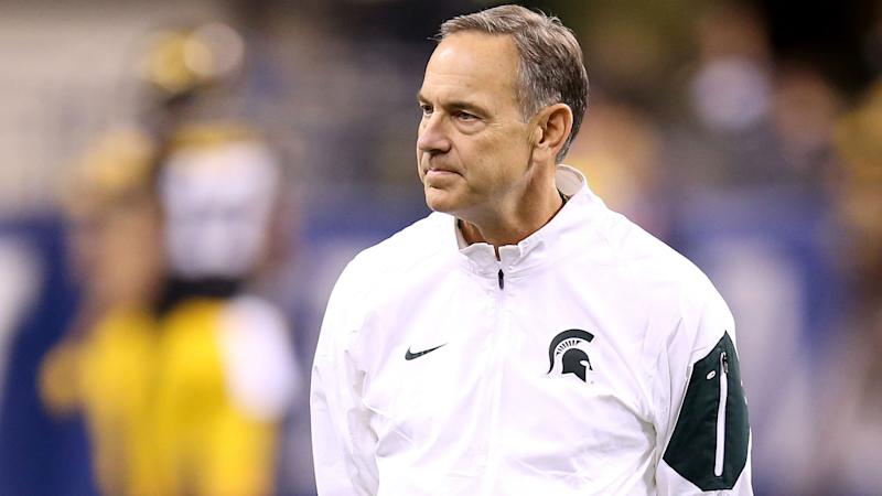 Mark Dantonio Denies Allegations of Unreported Sexual Assaults at Michigan State