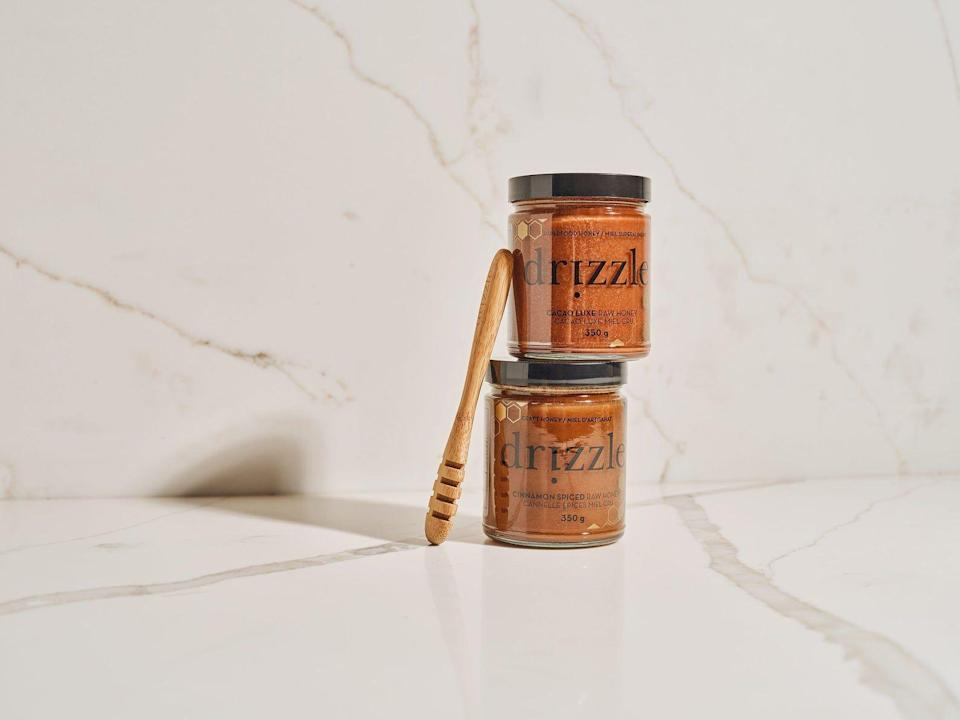 """<p><strong>DrizzleHoney</strong></p><p>etsy.com</p><p><strong>$39.99</strong></p><p><a href=""""https://go.redirectingat.com?id=74968X1596630&url=https%3A%2F%2Fwww.etsy.com%2Flisting%2F853693314%2Ftan-france-x-etsy-x-drizzle-honey-gift&sref=https%3A%2F%2Fwww.bestproducts.com%2Flifestyle%2Fg34132776%2Fbest-etsy-gifts%2F"""" rel=""""nofollow noopener"""" target=""""_blank"""" data-ylk=""""slk:Shop Now"""" class=""""link rapid-noclick-resp"""">Shop Now</a></p><p>Make their life sweeter with a gourmet <a href=""""https://www.bestproducts.com/eats/food/g2451/natural-raw-honey-brands/"""" rel=""""nofollow noopener"""" target=""""_blank"""" data-ylk=""""slk:honey gift set"""" class=""""link rapid-noclick-resp"""">honey gift set</a> made in collaboration with <em>Queer Eye's </em>Tan France. Chef-inspired flavors like Cacao Luxe and Cinnamon Spiced Raw Honey can be used to upgrade their <a href=""""https://www.bestproducts.com/eats/drinks/g1552/cold-brew-iced-coffee/"""" rel=""""nofollow noopener"""" target=""""_blank"""" data-ylk=""""slk:morning coffee"""" class=""""link rapid-noclick-resp"""">morning coffee</a> or elevate a simple cake, and an included honey dipper makes the pouring process more elegant and mess-free.</p>"""
