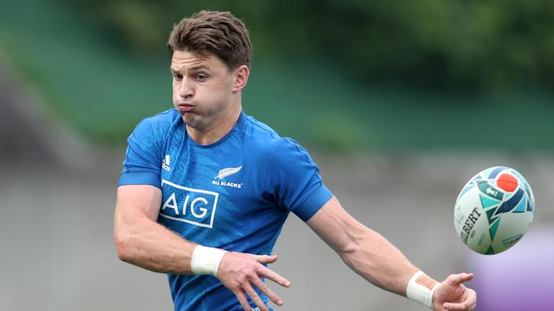 Rugby World Cup 2019: New Zealand v Canada