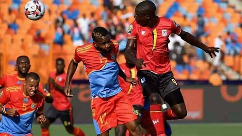 When is the Afcon 2019 match between Uganda and Senegal and how can I watch?