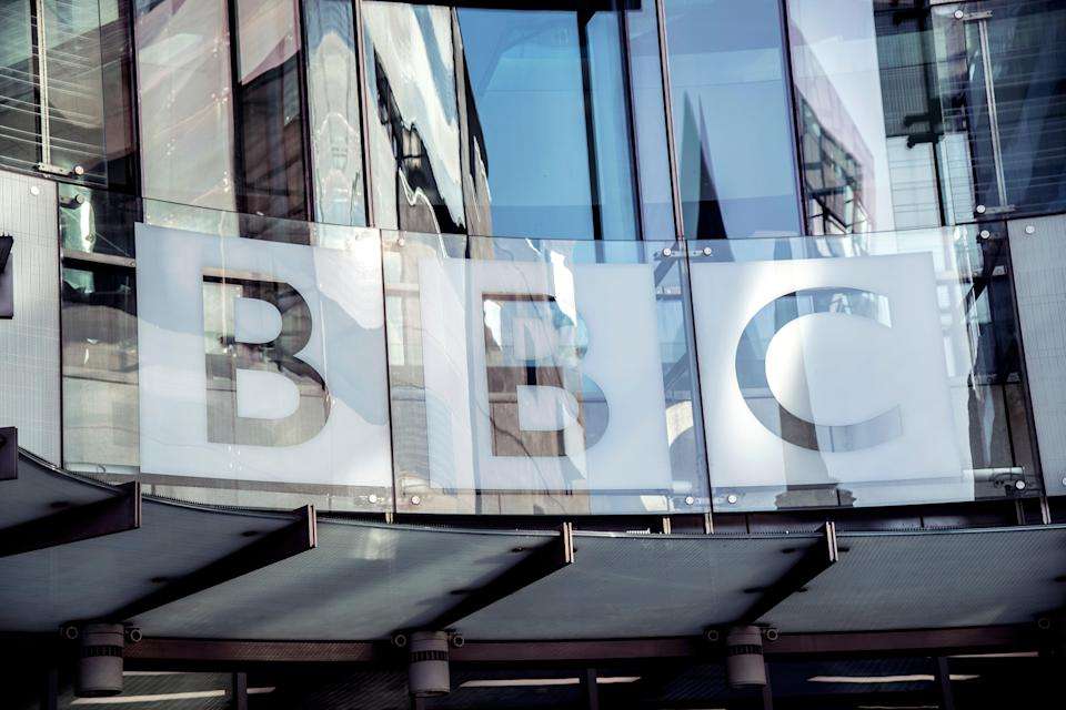<p>The BBC set up a dedicated webpage for viewers to complain about its coverage of Philip's death</p> (PA Archive)