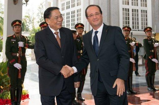 European leaders seek Asian support on debt crisis