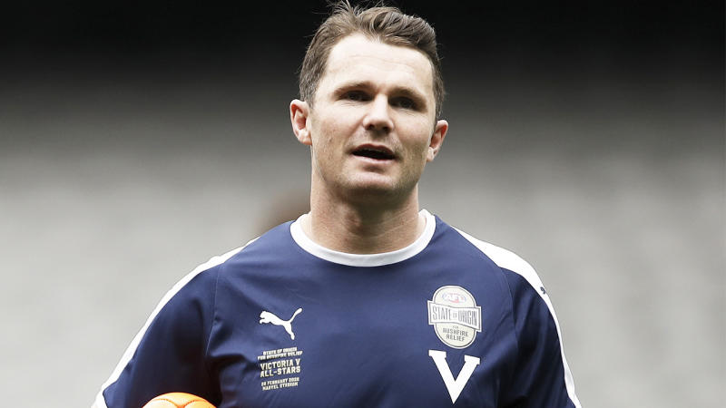 Patrick Dangerfield has hit back at reports the new AFL schedule will be a 'nightmare' for him. (Getty Images)
