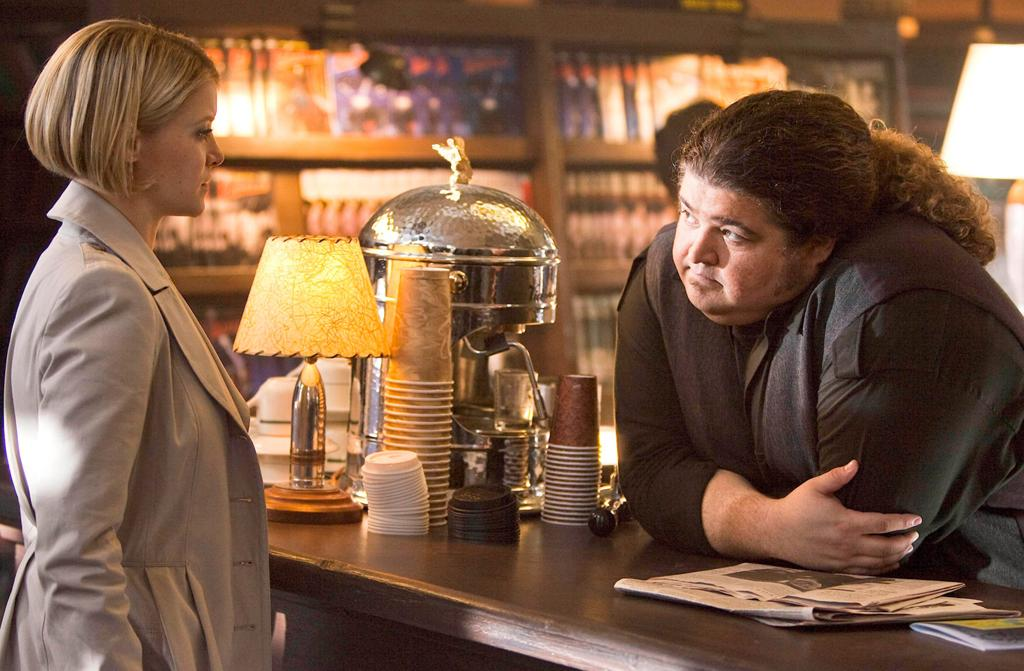 """<p><b>Diego's Comic Book Store (""""Alcatraz"""")</b><br><br>Forget the Secret Stash on """"Comic Book Men,"""" the nerd haven we wanted to spend more time in was the San Francisco-based shop owned and operated by Alcatraz enthusiast Diego """"Doc"""" Soto, aka Jorge Garcia, aka Hurley from """"Lost."""" In addition to peddling superhero books, Doc drew comics based on his adventures tracking down '63s with detective Rebecca Madsen. Too bad we'll never be able to pick up a couple the next time we're in the Bay Area.</p>"""