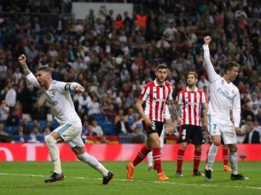 Real Madrid may the favourites for the Champions League but a 1-1 draw against Athletic Bilbao on Wednesday will hardly have struck fear into Bayern Munich.