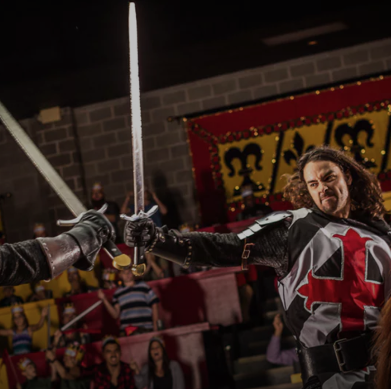 Photo credit: Medieval Times