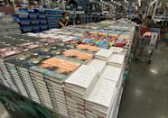 <p>For those who love to read, Costco offers up some amazing book deals. Whether you're into cookbooks or the latest fiction blockbuster, take a glance at the book section to find a great deal. In the past, some celeb authors have even dropped by for in-store book signings! </p>