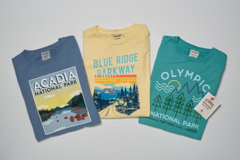 CORRECTING and REPLACING HanesBrands Introduces National Park Foundation T-Shirt Promotion in Select Walmart Stores