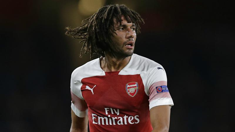 Mohamed Elneny advised to leave Arsenal in January