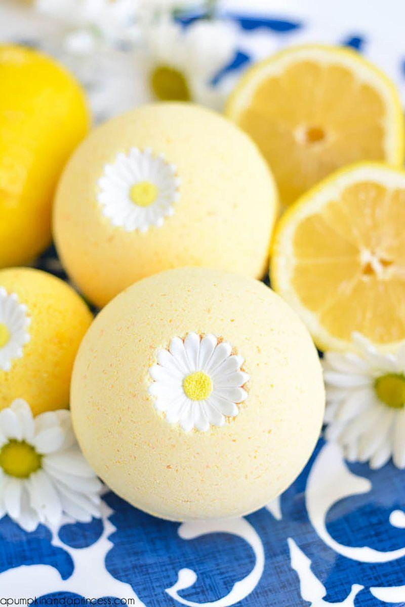 """<p>Let mom have a night to herself so she can soak in the tub with these lemon-scented bath bombs.</p><p><em><strong>Get the tutorial from <a href=""""https://apumpkinandaprincess.com/diy-lemon-bath-bomb/"""" rel=""""nofollow noopener"""" target=""""_blank"""" data-ylk=""""slk:A Pumpkin and a Princess"""" class=""""link rapid-noclick-resp"""">A Pumpkin and a Princess</a>. </strong></em></p><p><strong><a class=""""link rapid-noclick-resp"""" href=""""https://www.amazon.com/gp/slredirect/picassoRedirect.html/ref=pa_sp_atf_aps_sr_pg1_1?ie=UTF8&adId=A01767071G2TPCB2DDLL3&url=%2FPure-Pressed-Moisturizer-Therapeutic-Massage%2Fdp%2FB01LK643T6%2Fref%3Dsr_1_1_sspa%3Fdchild%3D1%26keywords%3DALMOND%2BOIL%26qid%3D1605822449%26sr%3D8-1-spons%26psc%3D1&qualifier=1605822448&id=8546251460905493&widgetName=sp_atf&tag=syn-yahoo-20&ascsubtag=%5Bartid%7C10063.g.34832092%5Bsrc%7Cyahoo-us"""" rel=""""nofollow noopener"""" target=""""_blank"""" data-ylk=""""slk:SHOP ALMOND OIL"""">SHOP ALMOND OIL</a></strong></p>"""
