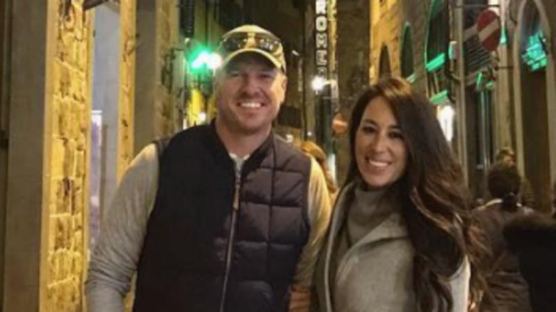 Chip And Joanna Gaines Head To Italy After Last Episode Of 'Fixer Upper'