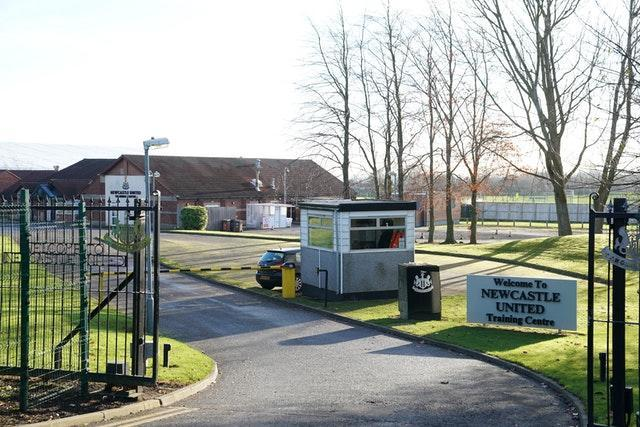 Newcastle's training ground has been closed and their upcoming game postponed after a Covid-19 outbreak at the club