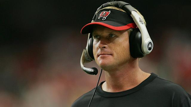 """Jon Gruden returning to coaching? """"I'm preparing myself to come back. I am. Every day. I'm preparing to come back."""""""