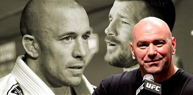 Michael Bisping Says He is Fighting Georges St-Pierre at Madison Square Garden