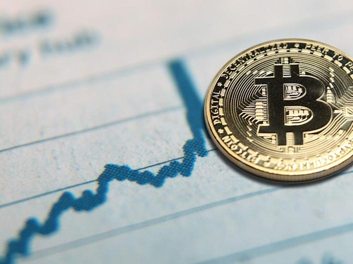 Bitcoin shot up in price after global banking regulator The Basel Committee published crypto proposal (Getty Images)