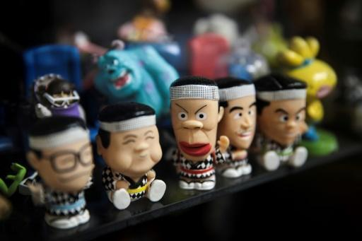 <p>Weird but cute: Japan's capsule toys play big in Internet age</p>