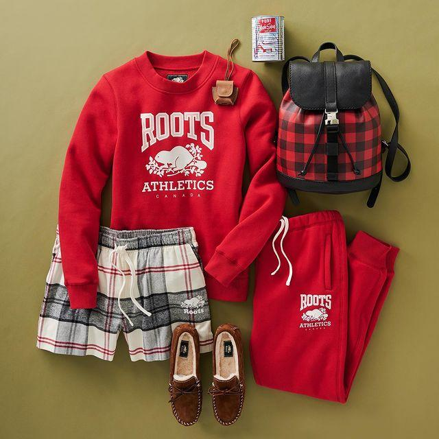 The Roots Canada Boxing Day sale begins today! Image via Instagram/Roots.